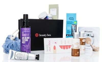 February target beauty box is now available!