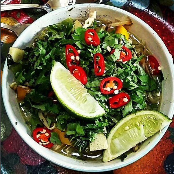 World Cuisine: Chicken Itame Recipe (A la Wagamama's!)