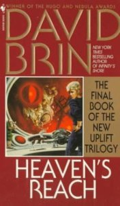 Heaven's Reach (The Second Uplift Trilogy #3)