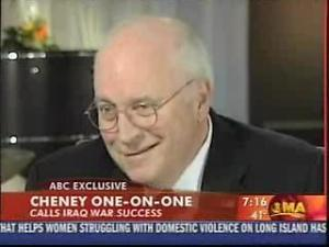 Think Progress » Blog Archive » Cheney On Two-Thirds Of The American Public Opposing The Iraq War: