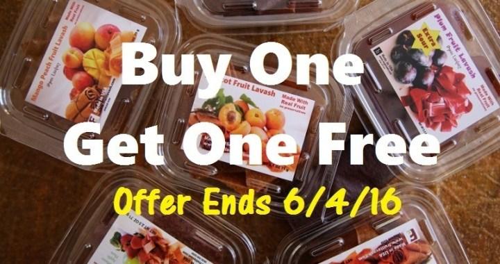 Buy One Get One Free - Fruitlavash.com