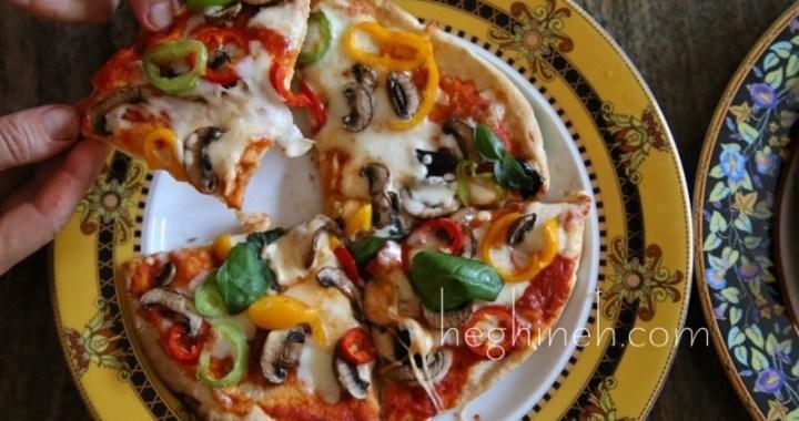 Quick Pizza - Easy Pizza Recipe
