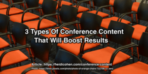 conference content