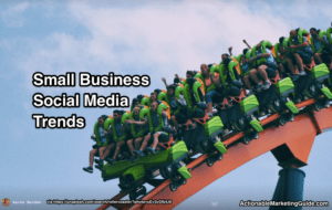2016 Small Business Social Media Trends