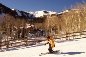 7 Skier-House