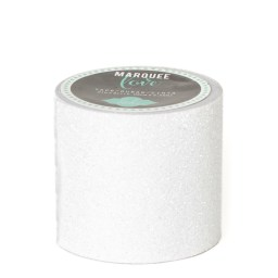 369434-Marquee-Love-White-2-inch-glitter-tape