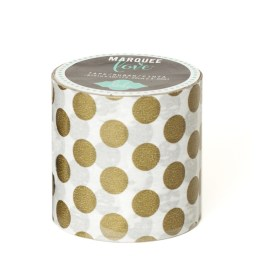369805-Marquee-tape-gold-dot-2-inch