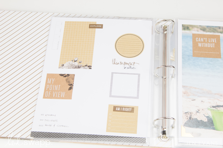 Storyline Documenting Your Child's Story by @createoften for @heidiswapp