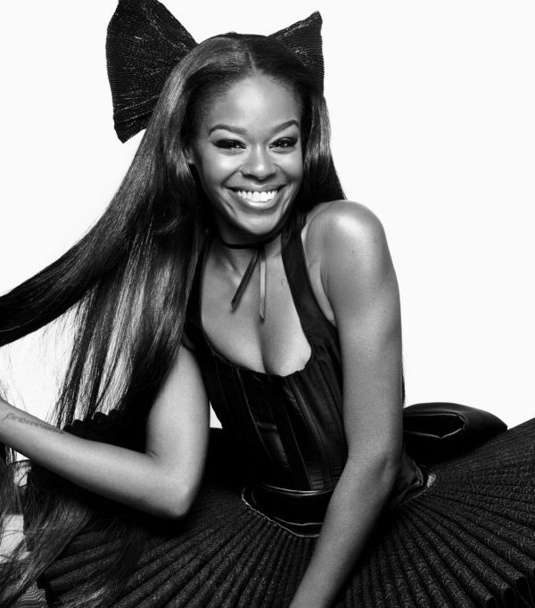 Azealia Banks height dp