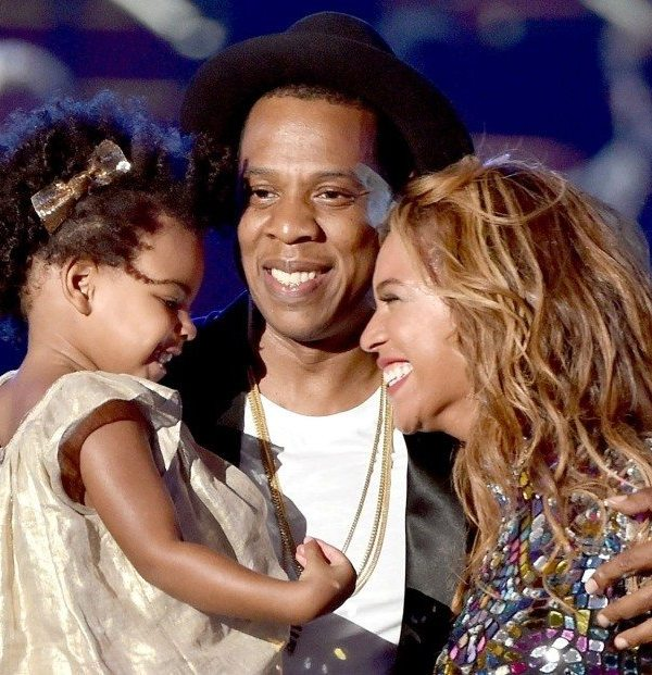Beyonce family 1