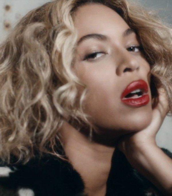Beyonce wavy bob 3