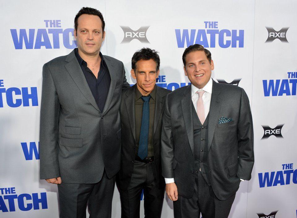 Vince Vaughn's height 3