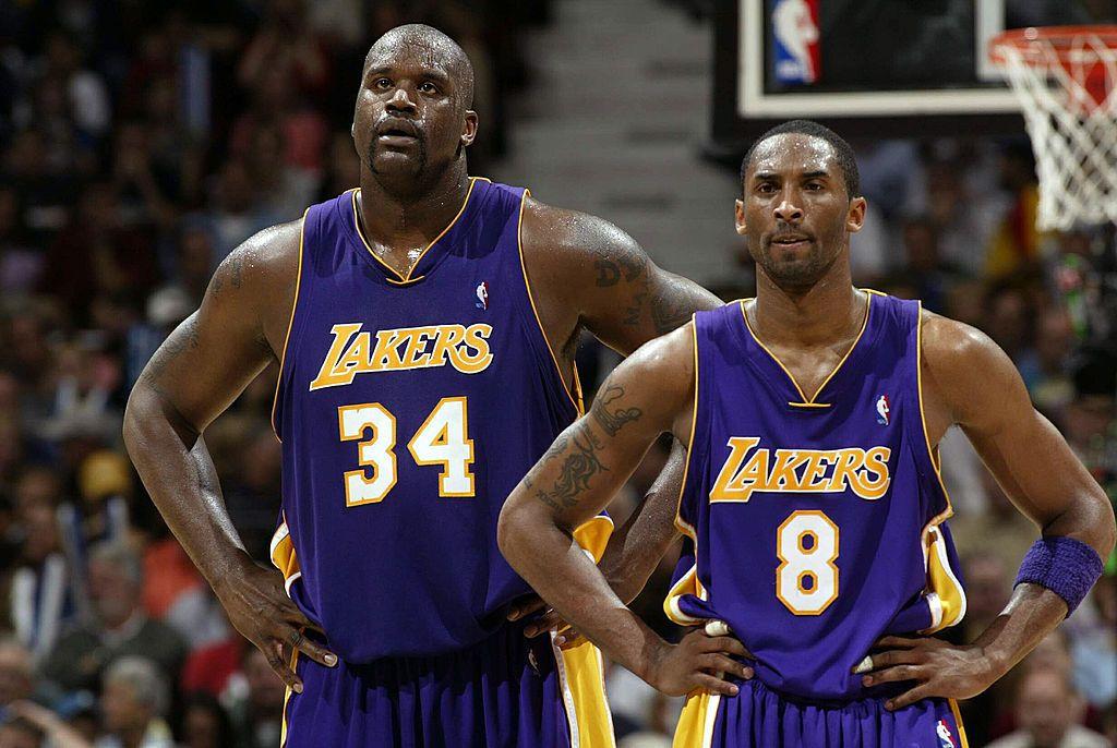 Kobe Bryant's height 6