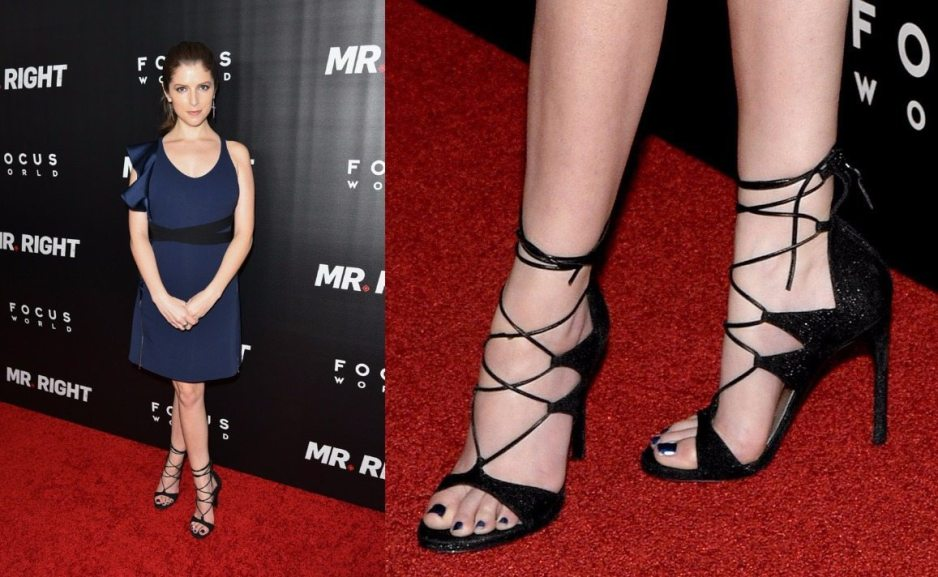 Anna Kendrick Shoe Collection