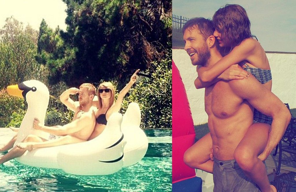 Calvin Harris Taylor Swift