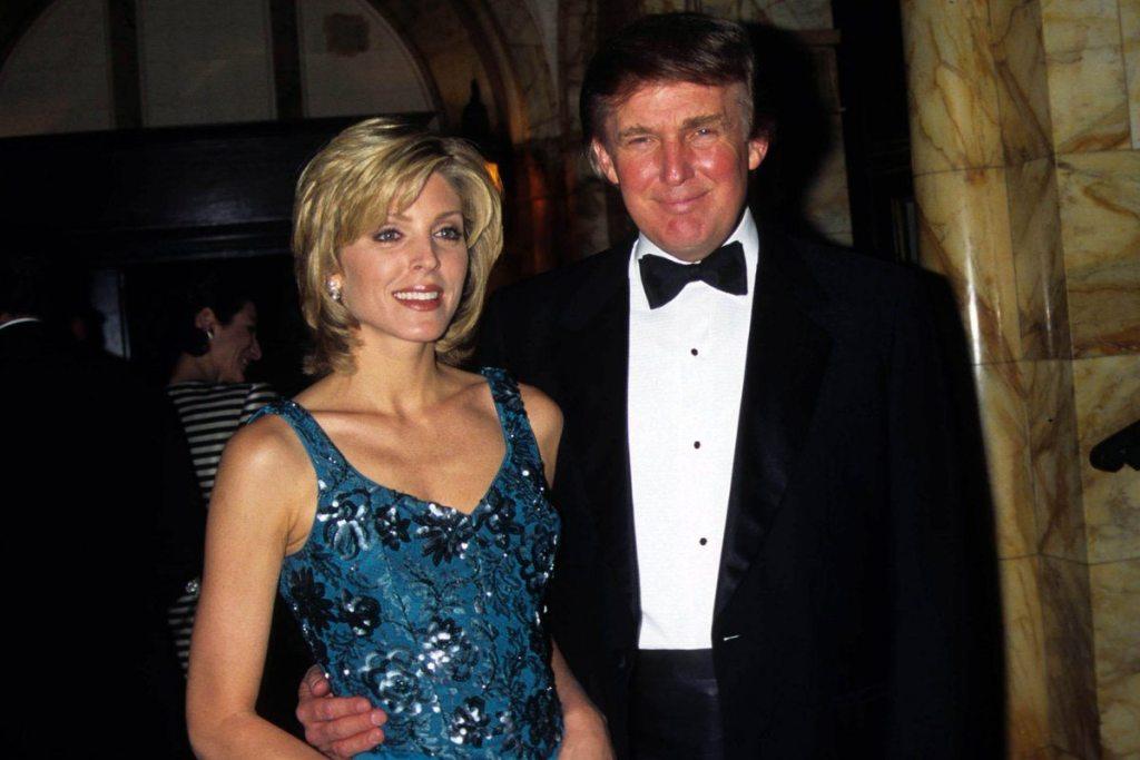 Donald Trump's relationship's 6