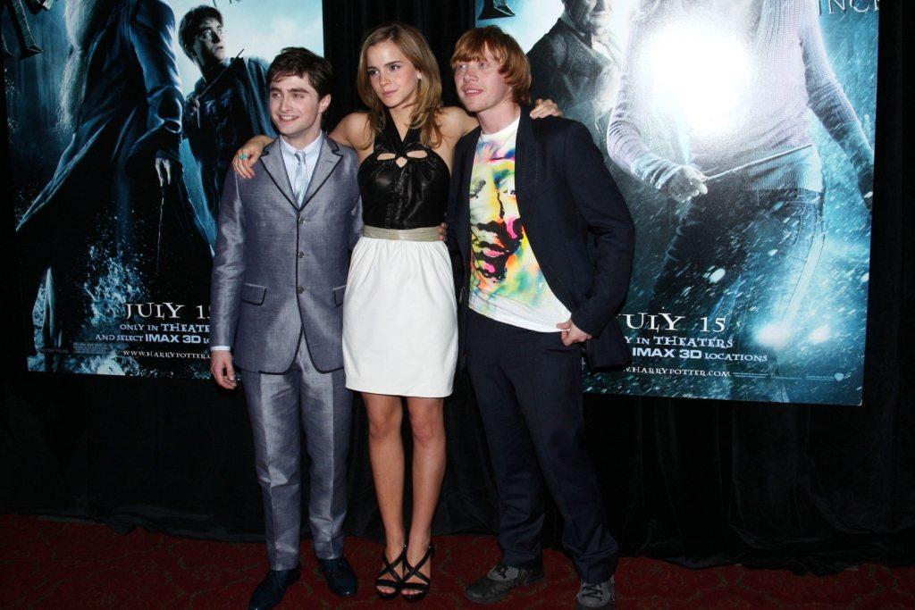 Emma Watson's height 3