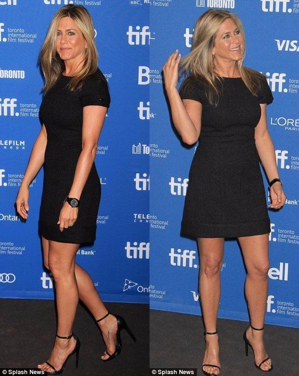 Jennifer Aniston shoe 5