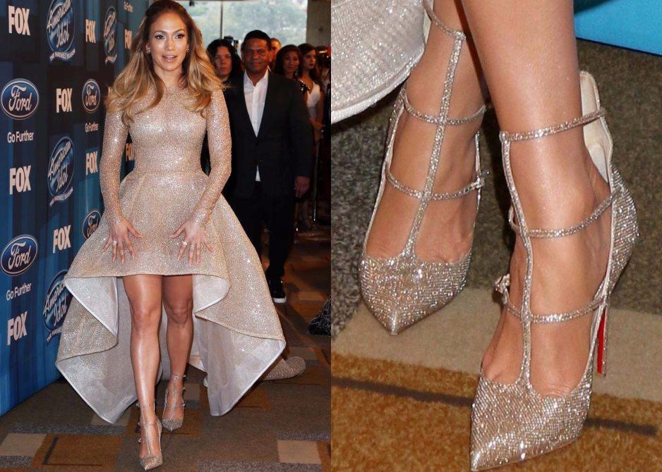 Jennifer Lopez shoes 5