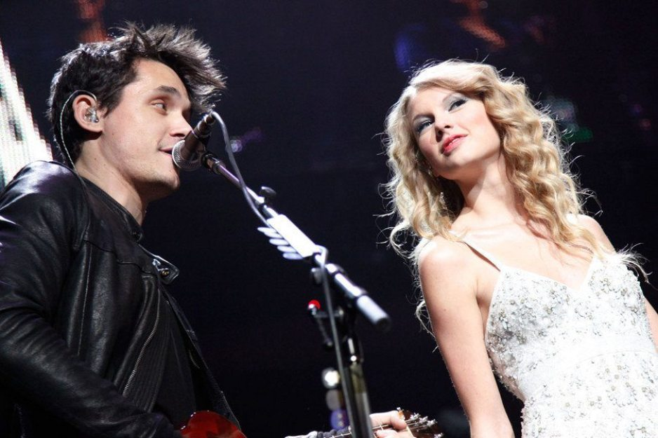 John Meyer and taylor swift