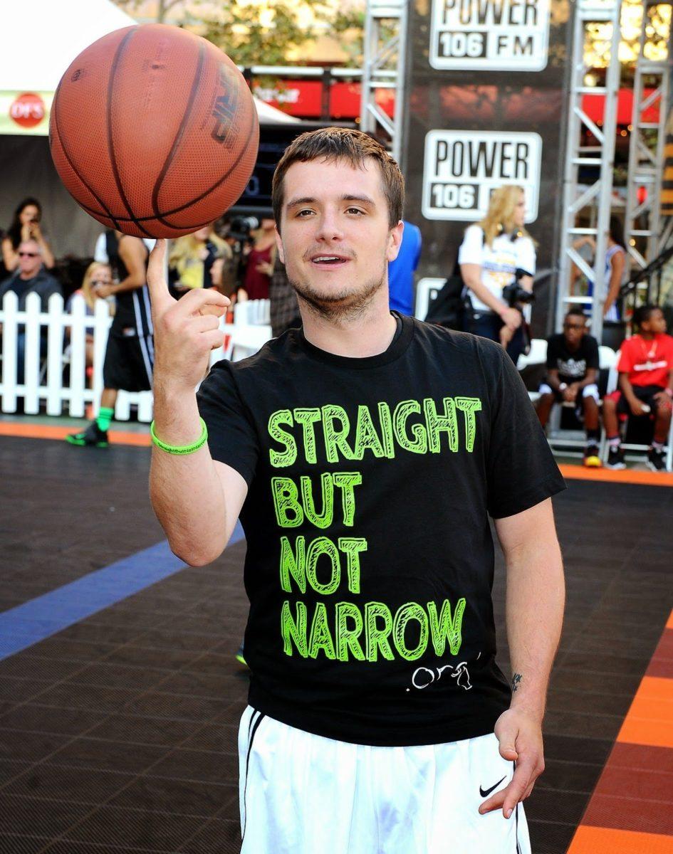 Josh Hutcherson LGBT Organization