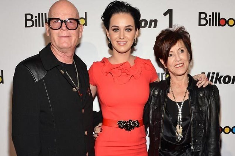 Katy Perry's boyfriend parents