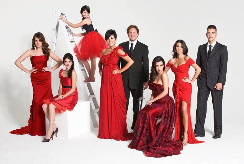 Kim Kardashian's Family