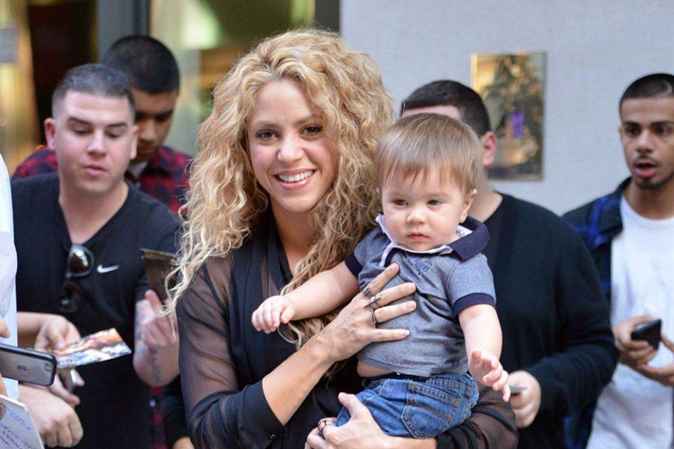 Shakira's husband 7