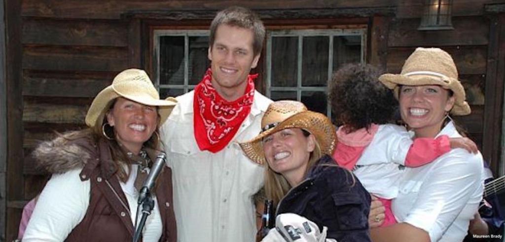Tom Brady Sisters
