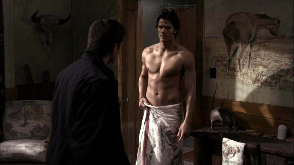 Jared Padalecki's height 5