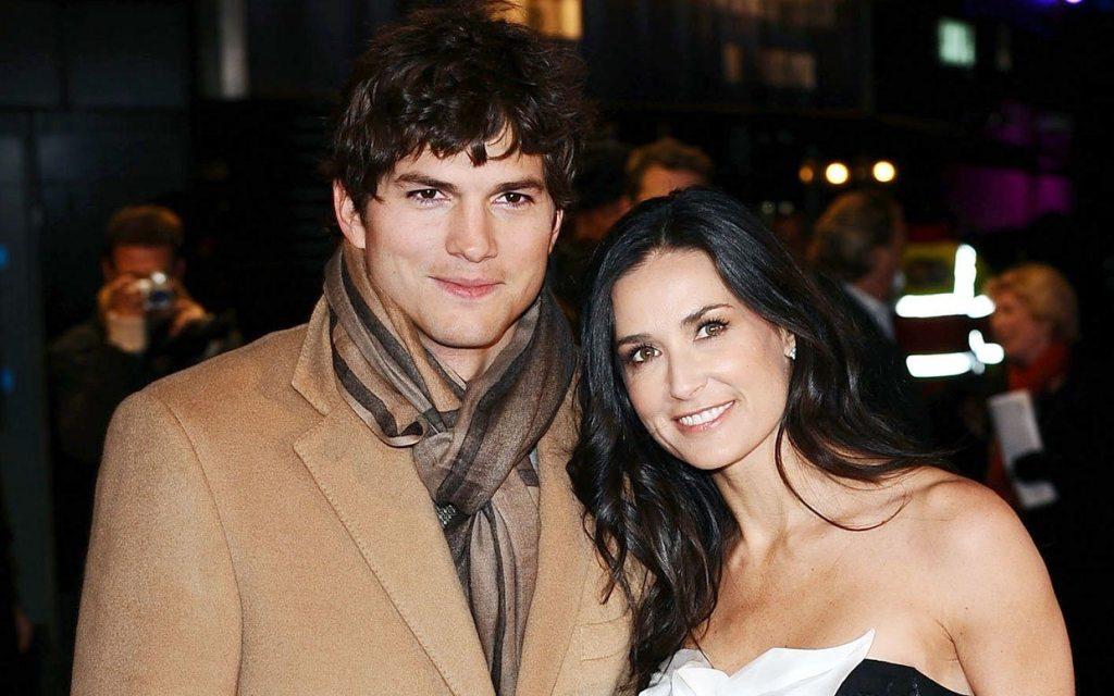 Ashton Kutcher's wife