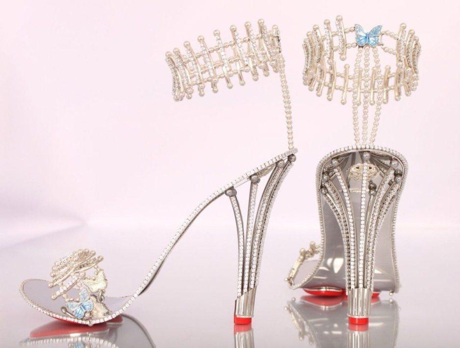 Beyonce Shoe