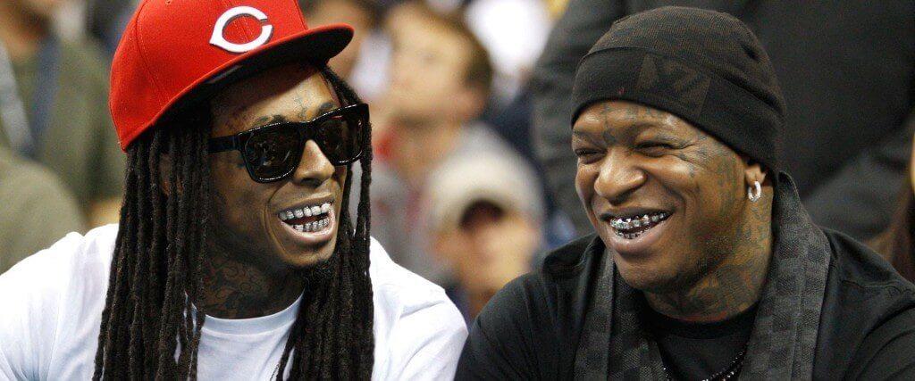 Lil Wayne's teeth birdman