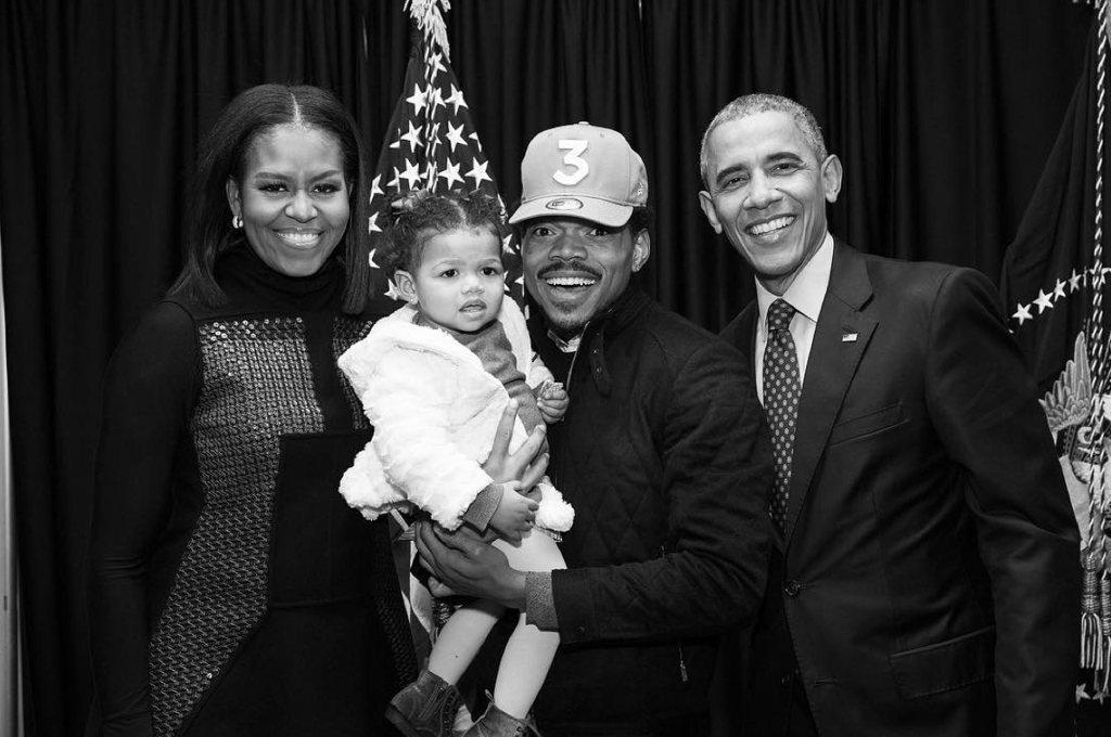 Chance The Rapper's parents