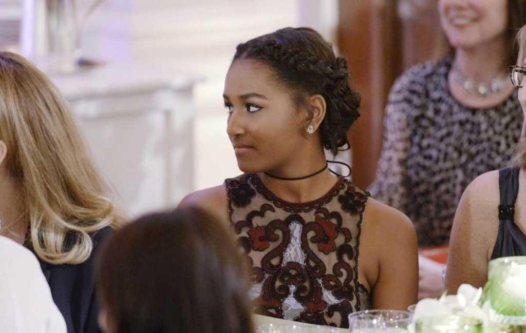 Barack Obama's daughter 6