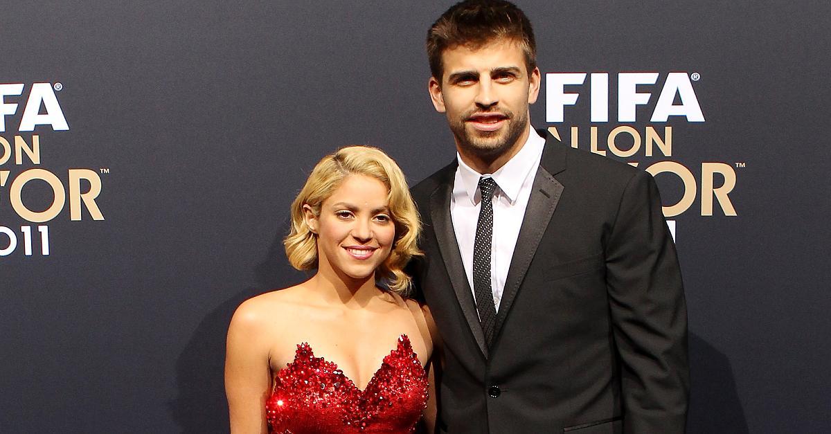 Shakira's height 5