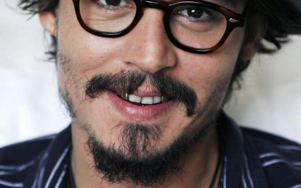 Johnny Depp's teeth 13