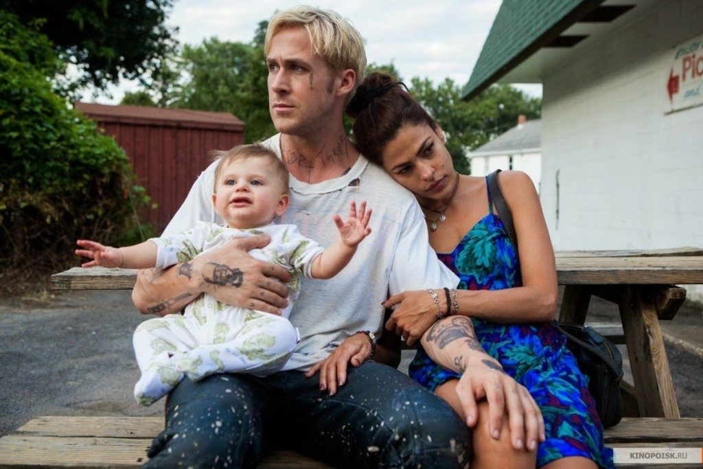 Ryan Gosling's wife 6