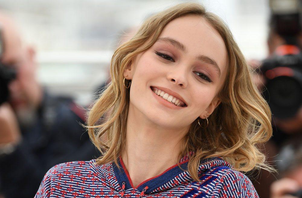 Johnny Depp's daughter 3