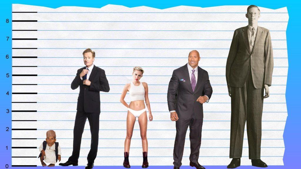 Conan O'Brien's height 3