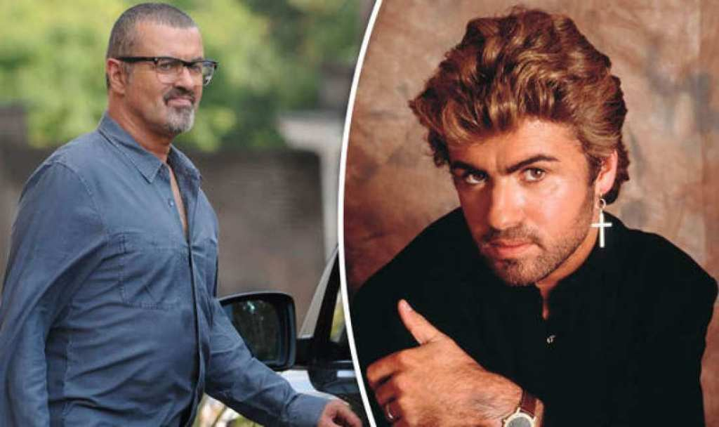 George Michael's height 6