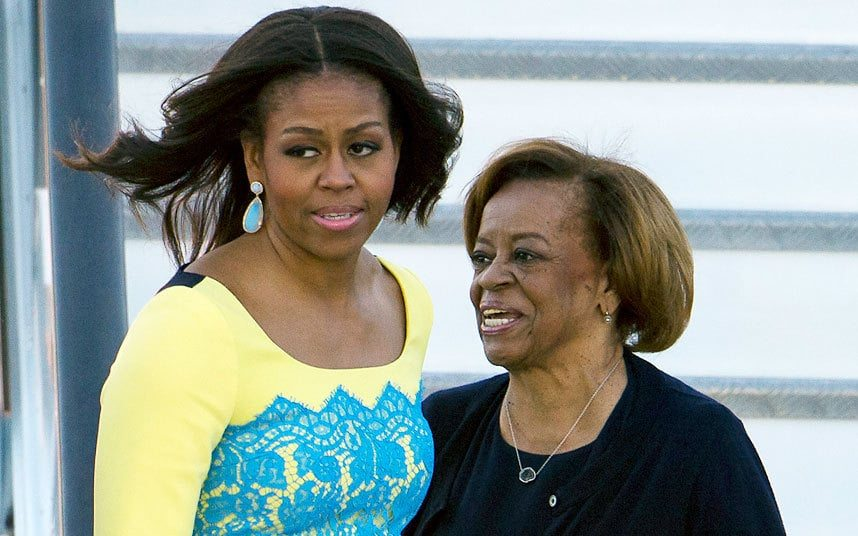 Michelle Obama's mother