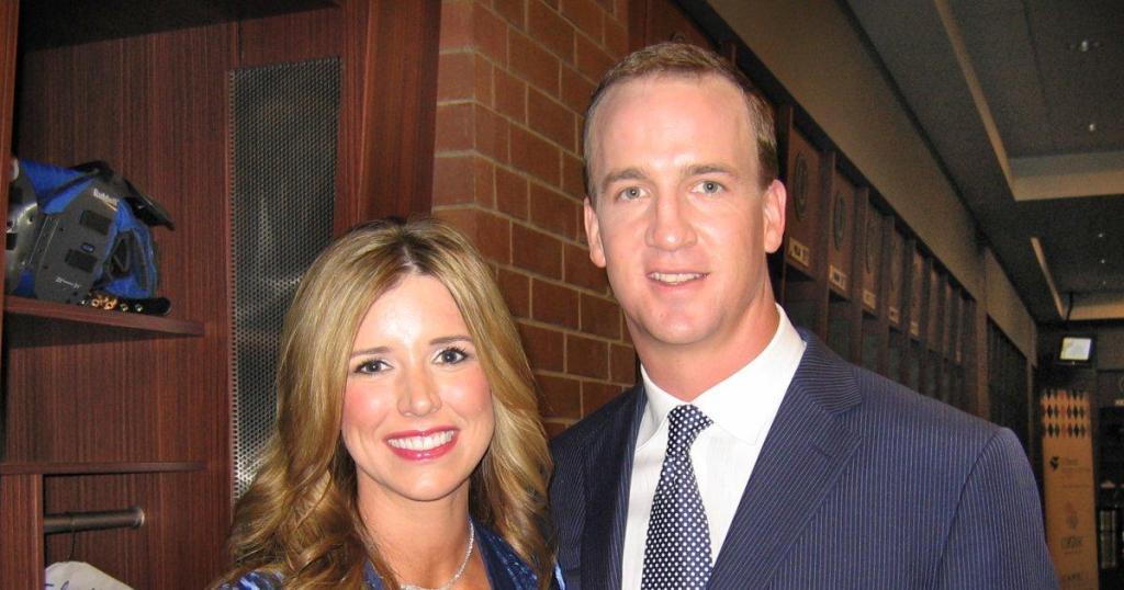 Peyton Manning's wife 2