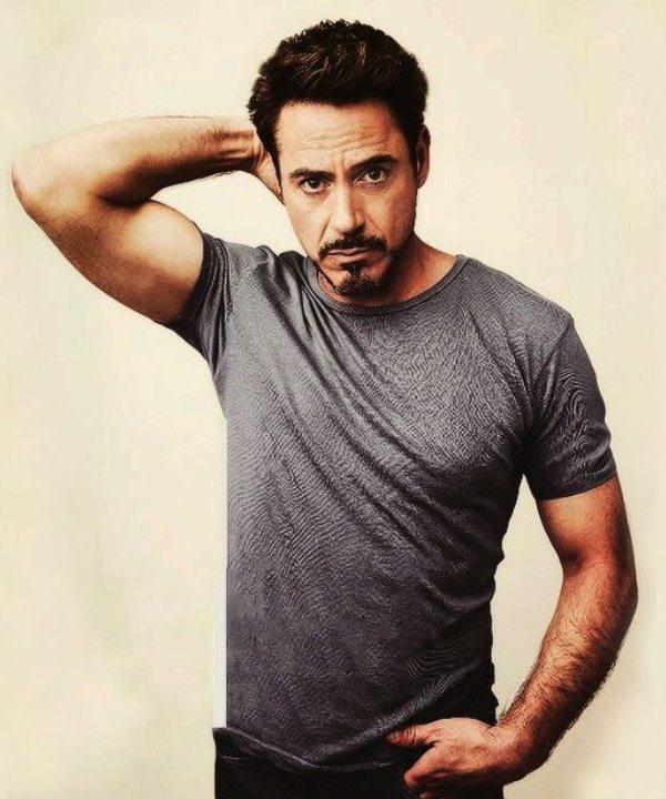 Robert Downey Jr.'s height