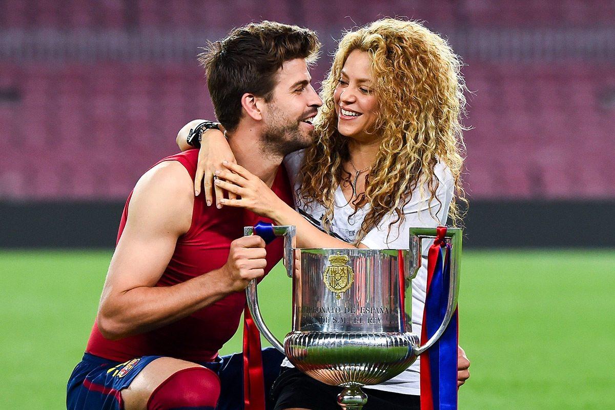 Shakira's husband 4