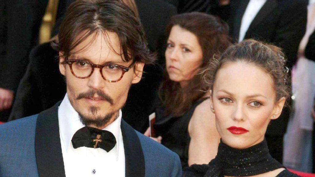 Johnny Depp's wife 9