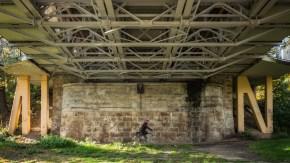 Unter der Brücke II.