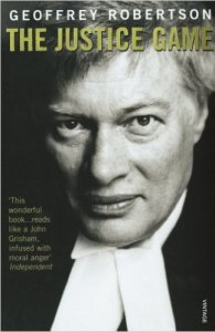 Geoffrey Robertson's The Justice Game