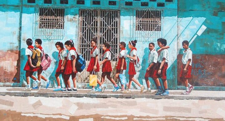 مدرسة للأطفال والمراهقين المحتاجين إِلىٰ رعاية نفسيَّة - ثابت عيد