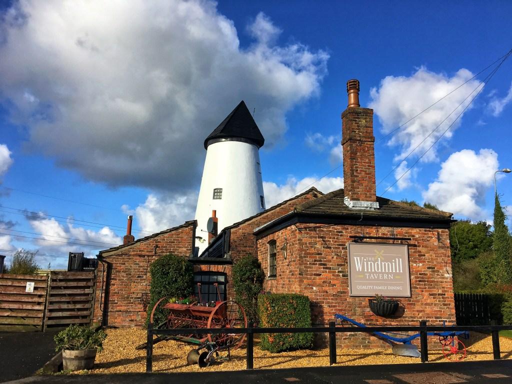Our Village Pub local Windmill tavern